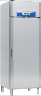 Bild på Porkka C722 Kylskåp djup, rostfritt