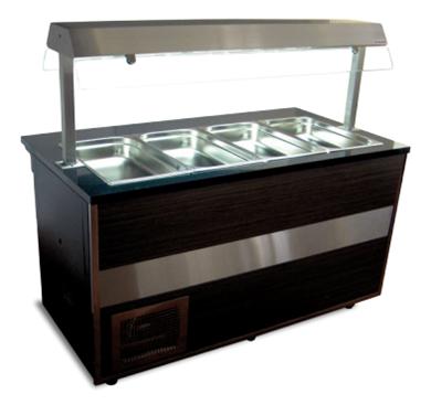 Bild på Gastroline Open serveringsvagn 2,0