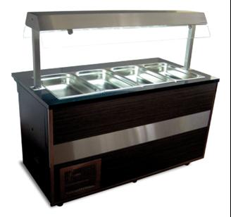 Bild på Gastroline Open serveringsvagn 2,5