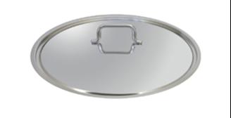 Bild på Lock till wokpanna, 360 mm, rostfritt