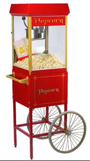 Bild på Popcornvagn till Fun Pop 4 oz