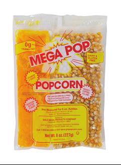 Bild på Mega Pop 6 oz, 36 portioner