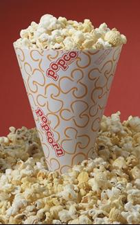 Bild på Popcornstrut GM 0,7 liter, 250 st