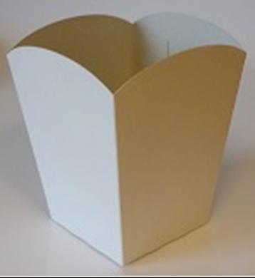 Bild på Popcornbägare 0,8 liter neutrala, 400 st