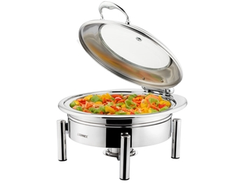"Bild på Chafing dish ""Genoa"" rund"