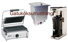 Bild för kategori Gatuköksutrustning