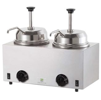 Bild på Dubbel Topping-värmare (2 pumpar)